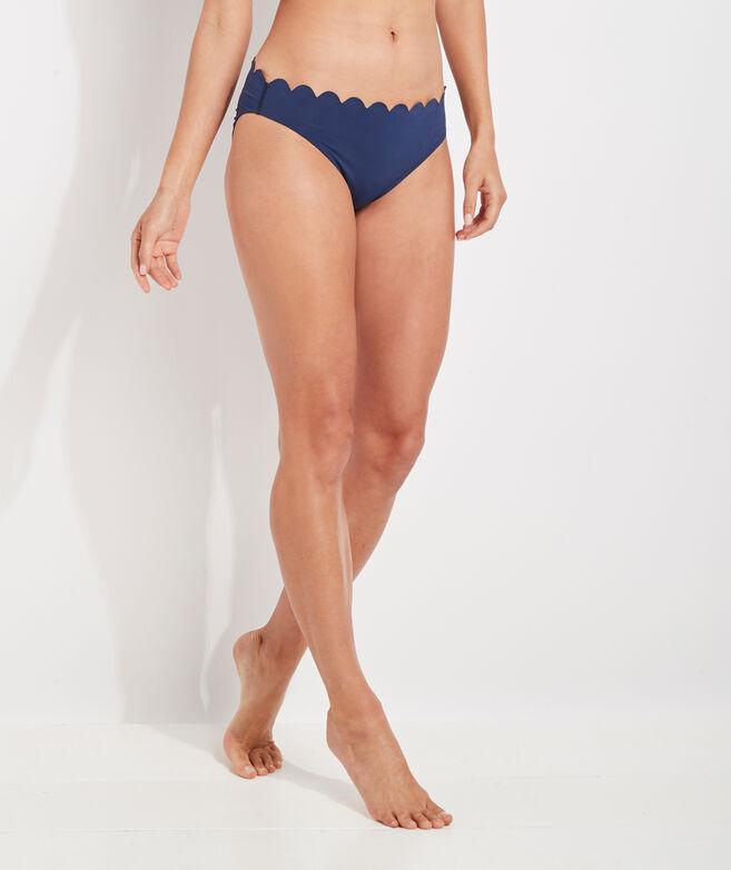 Scallop Bikini Bottom