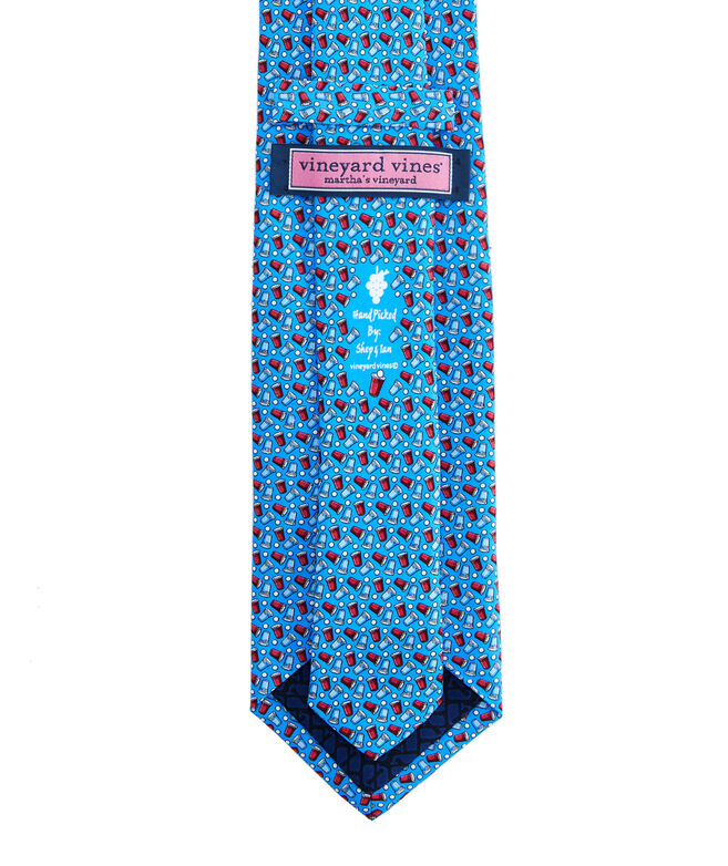 USA Solo Cups Printed Tie