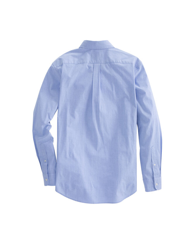 Mens Classic End On End Stretch Murray Shirt