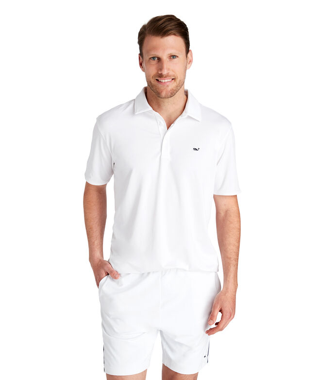 Tennis Sankaty Performance Polo