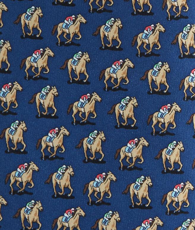 Boys Horse Race Tie