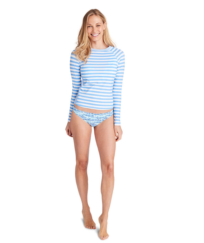 Favorite Stripe Rash Guard