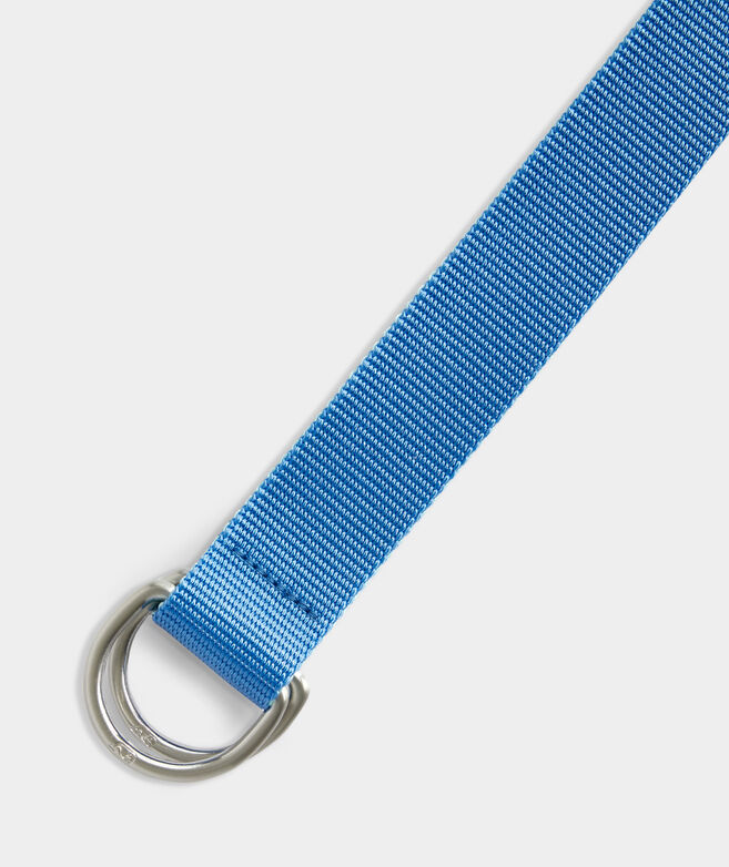 Boys' On-The-Go Two-Tone D-Ring Tech Belt