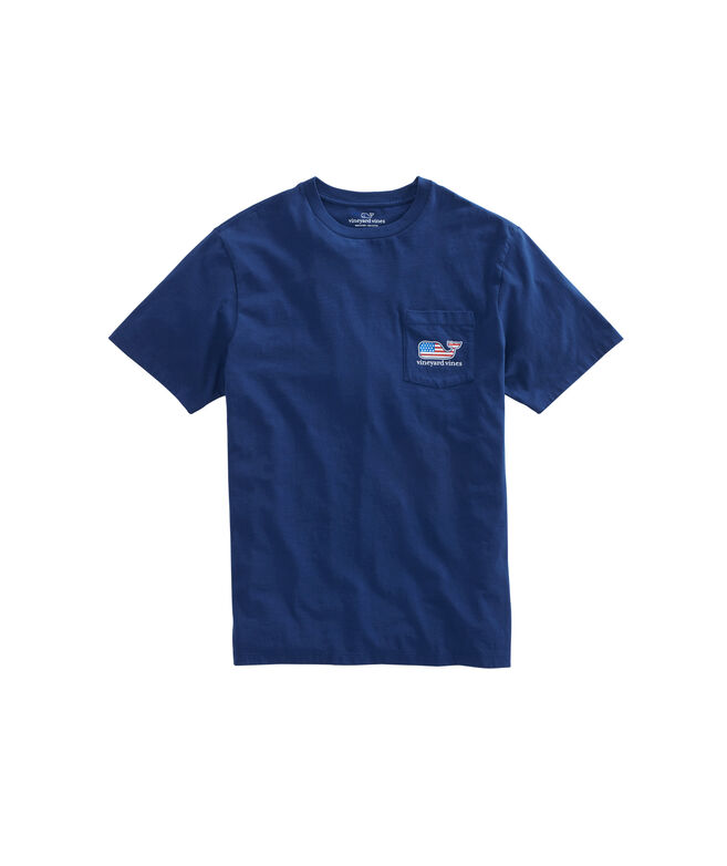 US Tradition Pocket T-Shirt