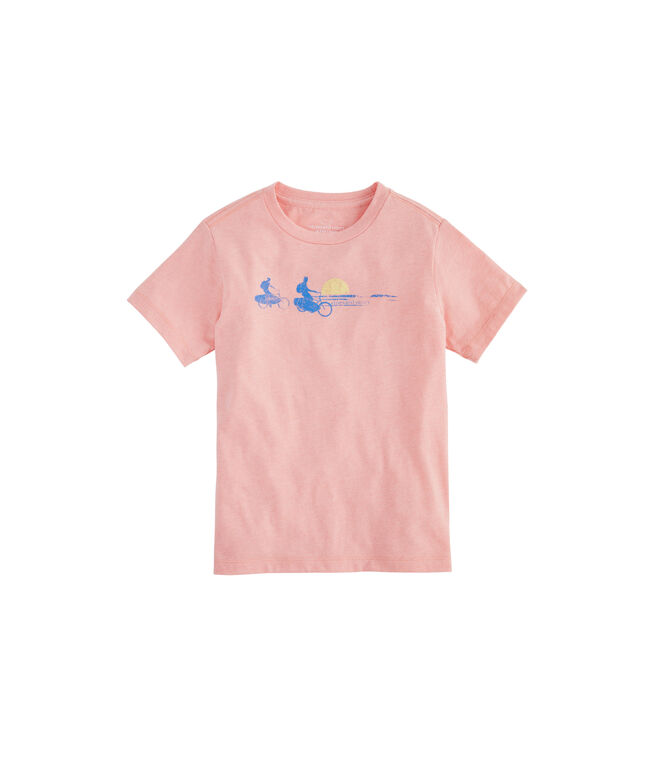 Boys Surf Scouting Island Ringer T-Shirt