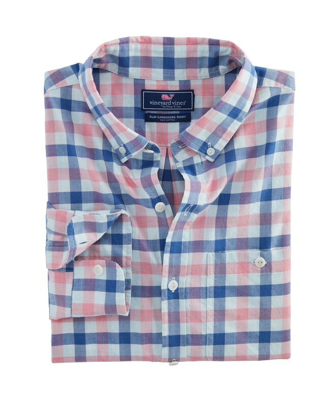 Slim Fit Adirondack Longshore Shirt