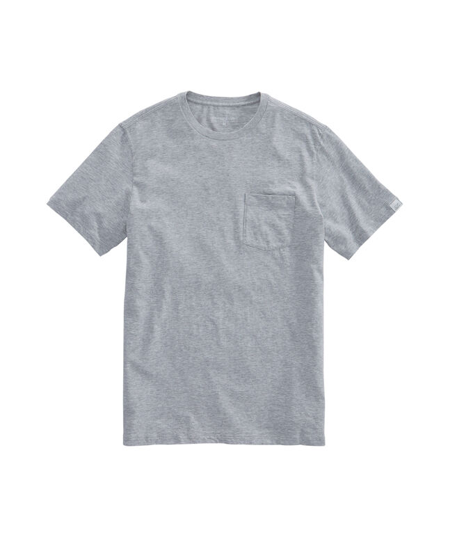 Dockside Jersey Pocket T-Shirt