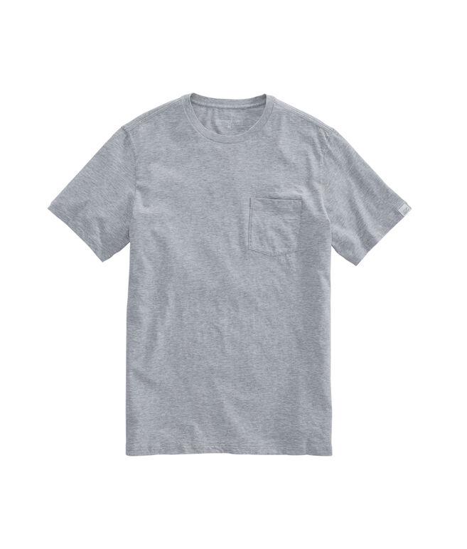 Dockside Jersey Pocket T-Shirt