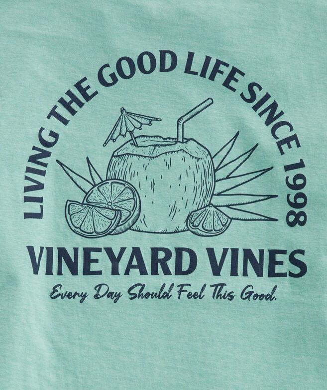 Living The Good Life Short-Sleeve Tee