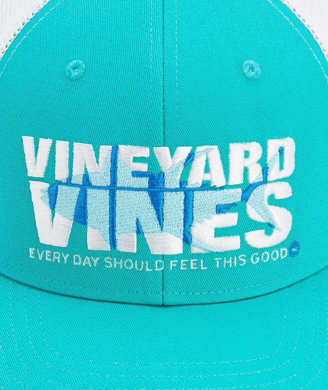 Shadow Tuna Vineyard Vines Trucker Hat