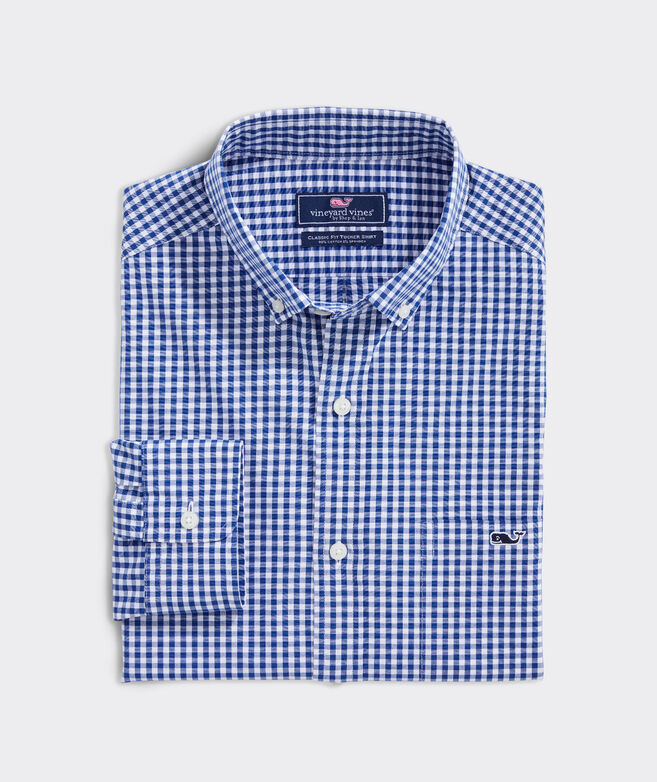 Classic Fit Boldwater Tucker Button-Down Shirt