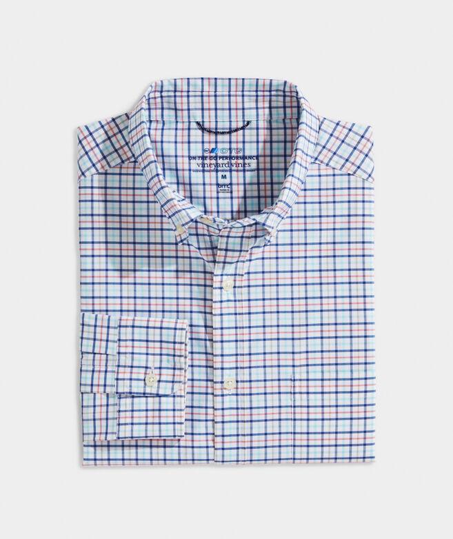 On-The-Go brrr° Tattersall Shirt