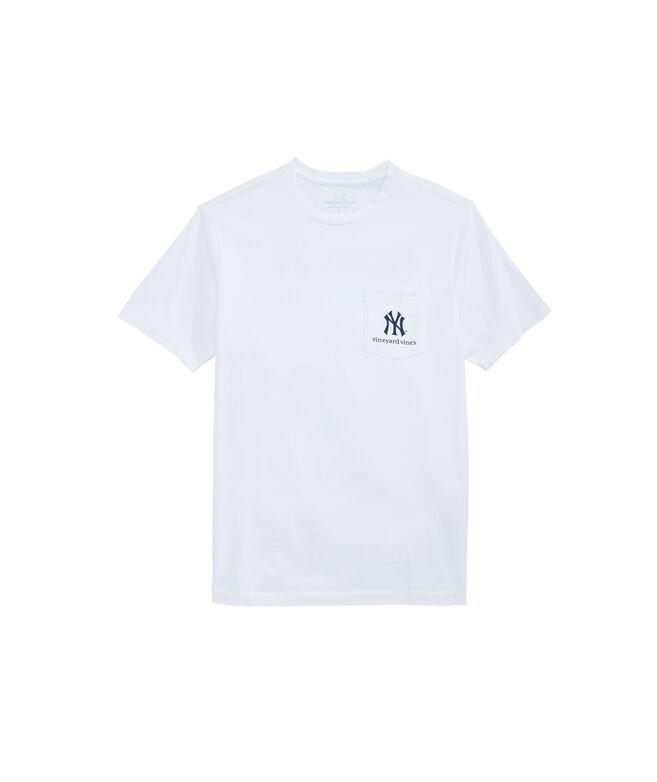 New York Yankees Bar Flag T-Shirt