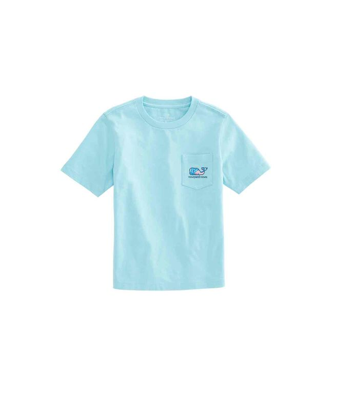 Boys Tuna Starfish Pocket T-Shirt