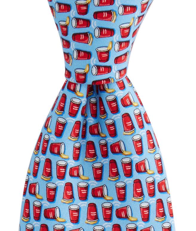 Flip Cup Tie