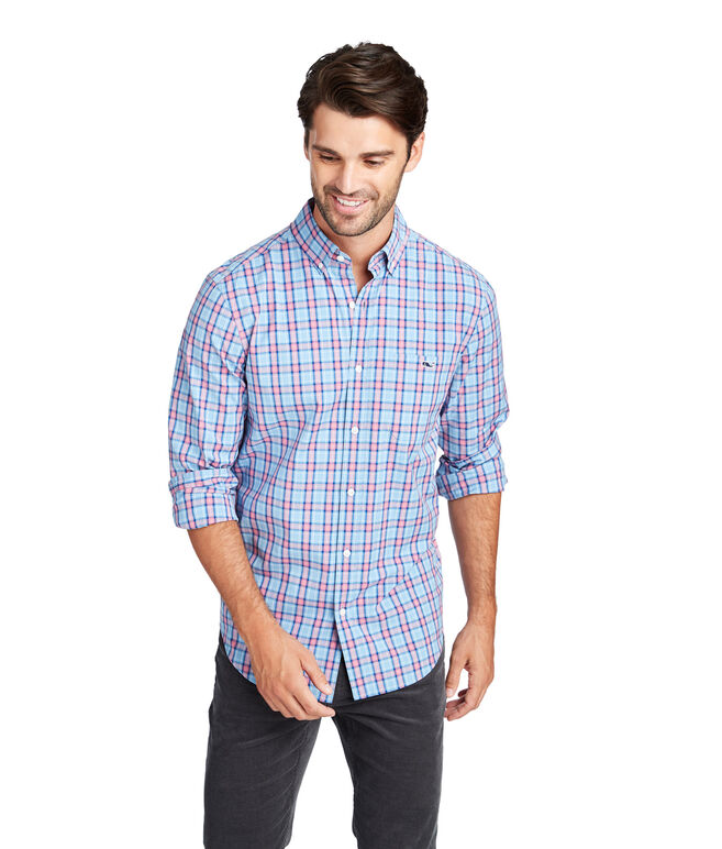 Loon Cove Slim Tucker Shirt