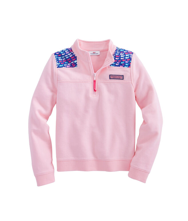 Girls School Of Whales Shep Shirt
