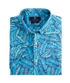 Shorts Sleeve Island Palms Slim Murray Shirt