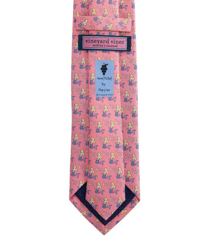 Extra Long 20th Anniversary Mermaid Tie