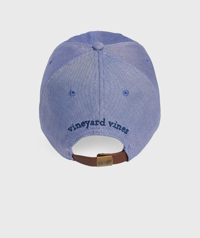 Chambray Classic Baseball Hat