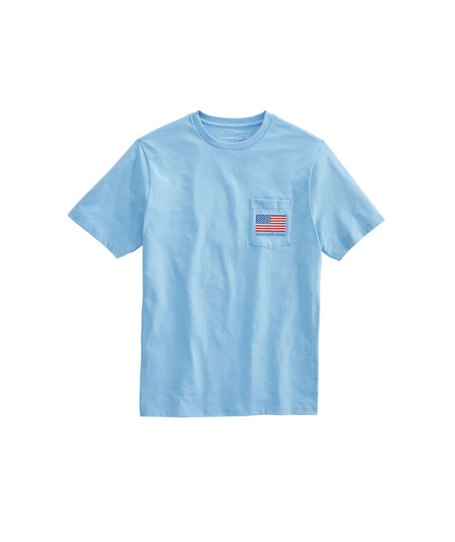 Party In The USA Pocket Tee