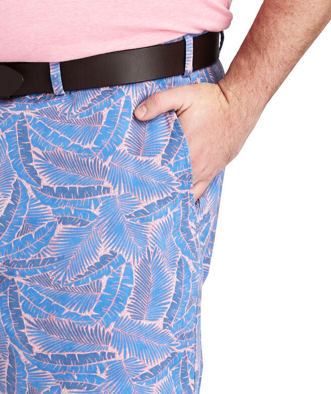 Island Palms Breaker Shorts