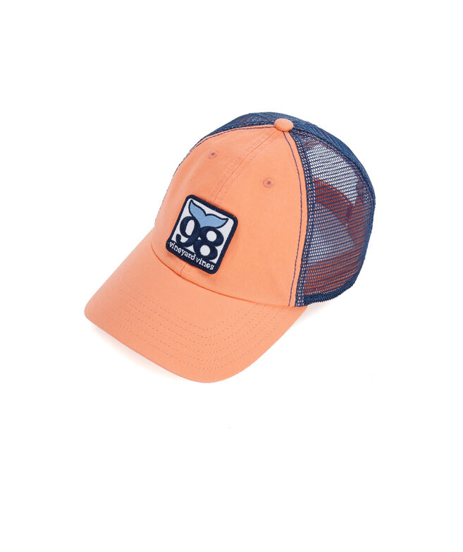 Boys 98 Patch Trucker Hat
