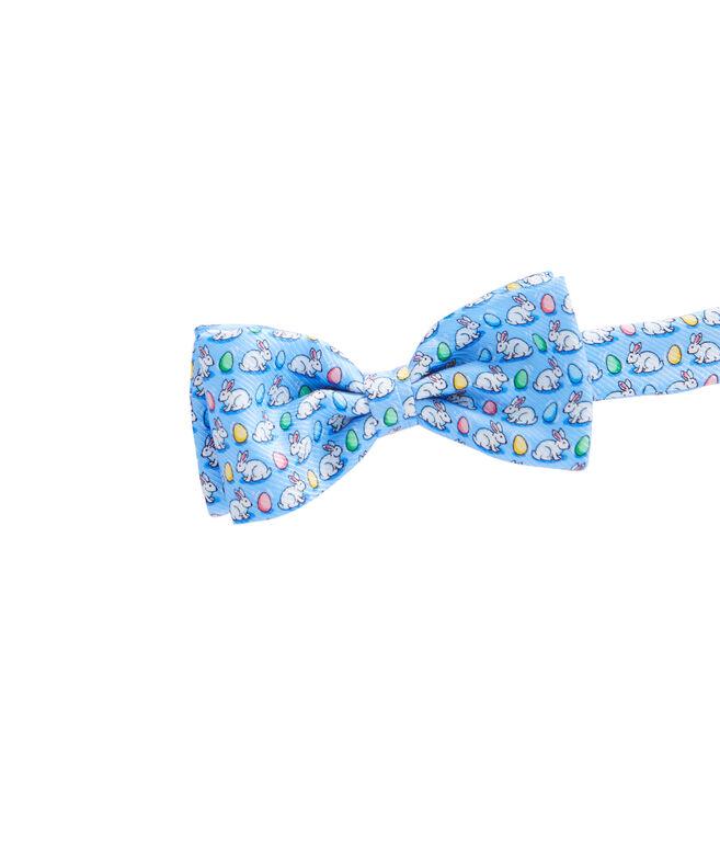 Bunny & Egg Bow Tie
