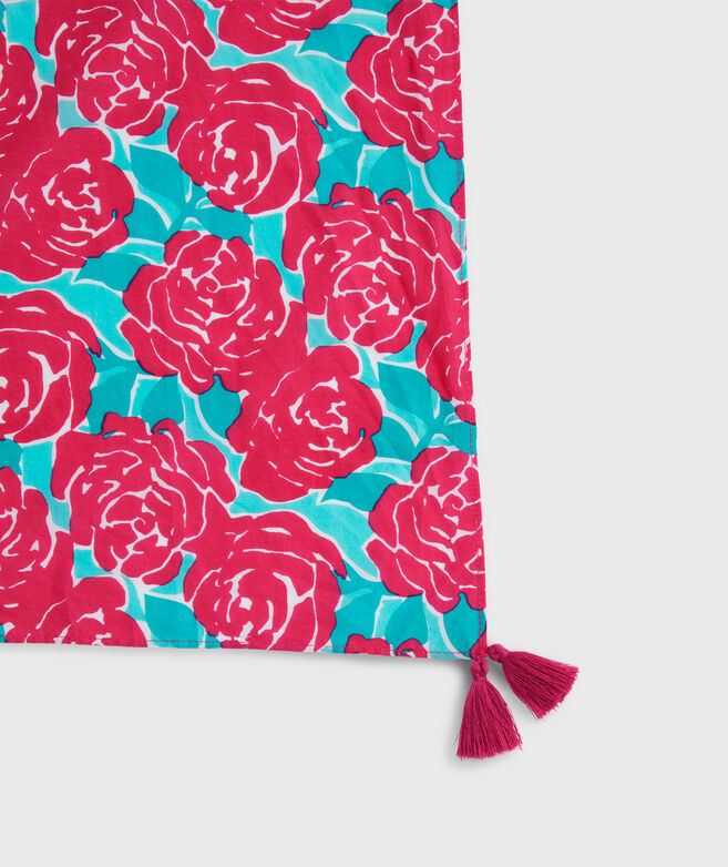 Painted Roses Scarf