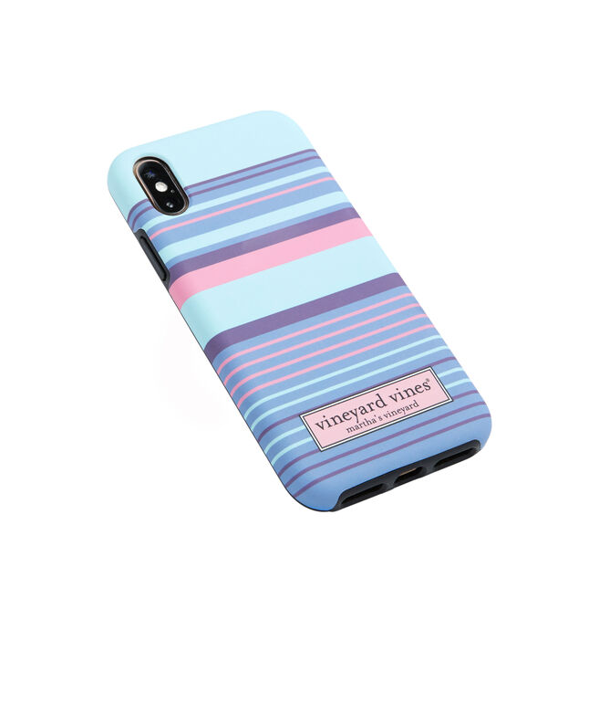 Stripe iPhone X Case