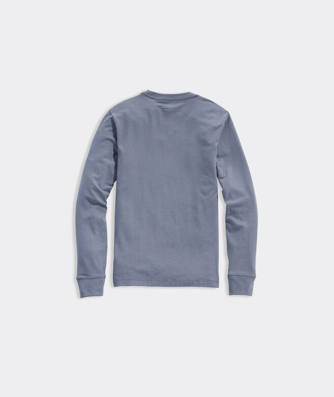 Boys' Beach Fleet Long-Sleeve Pocket Tee