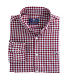 Cliff Gingham Classic Tucker Shirt