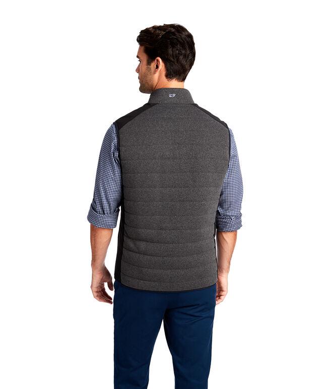 Performance Sweater Fleece Vest