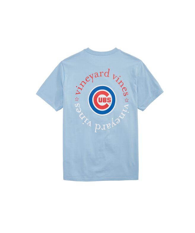 Chicago Cubs Circle Logo T-Shirt