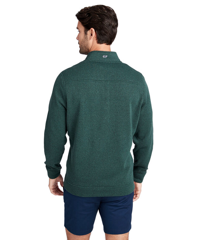 Sweater Fleece Shep Shirt