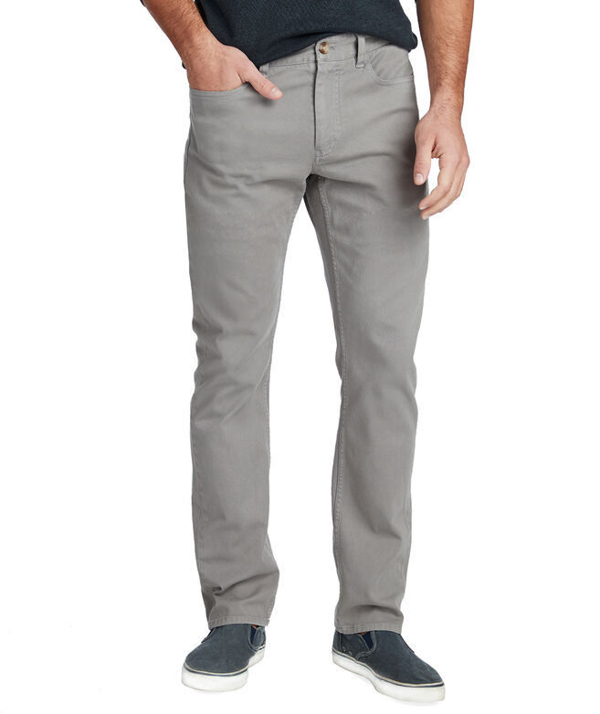 Cavalry Twill 5-Pocket Pants