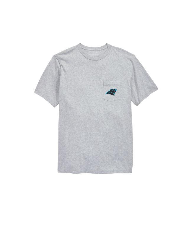 Carolina Panthers Block Stripe T-Shirt