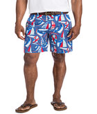 9 Inch Spin Island Breaker Shorts