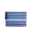 Embroidered Fashion Clutch