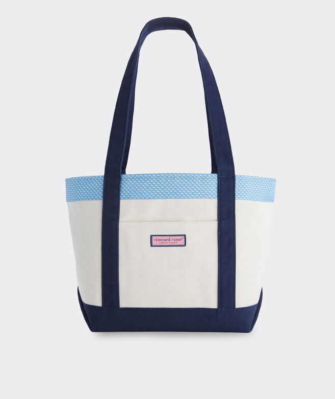 Vineyard Whale Classic Tote