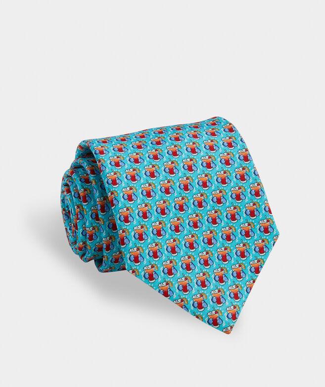 Rum Punch Printed Tie