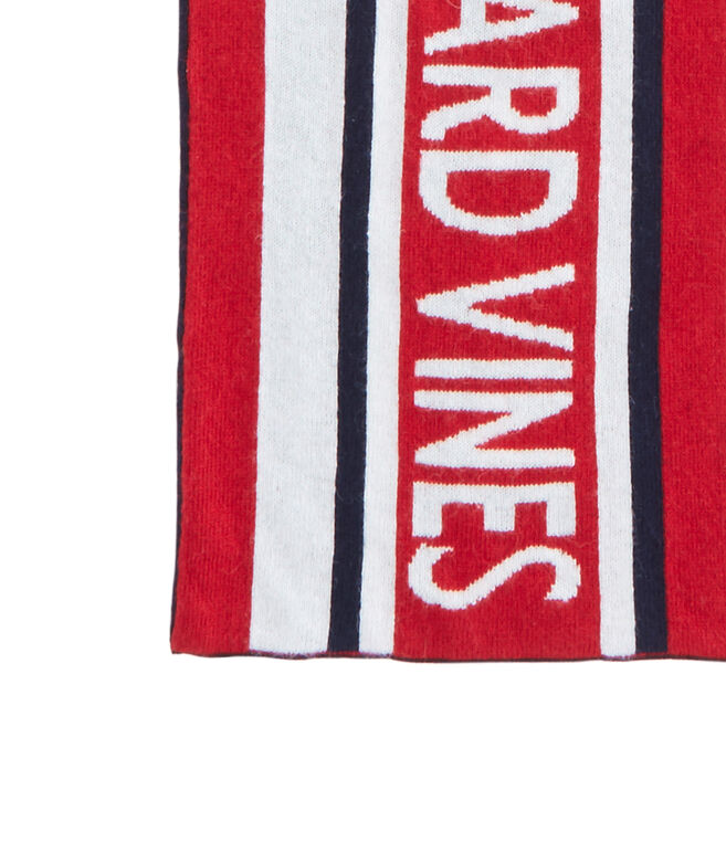 Boys Red, White & Blue Scarf