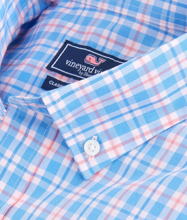 Ferry Boat Plaid Classic Murray Shirt