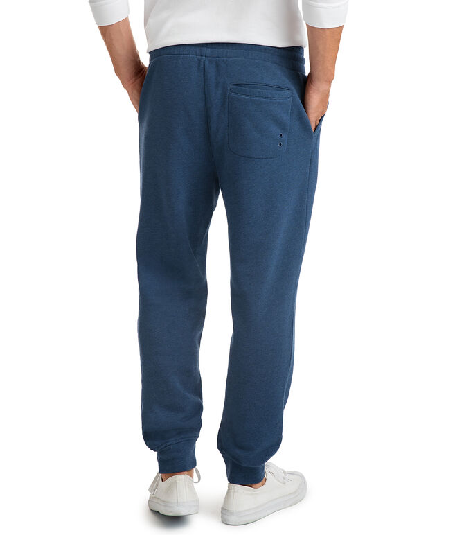 Heathered Jogger Pants
