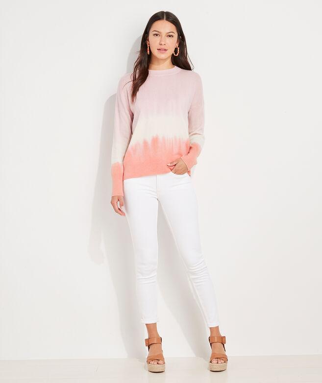 Cashmere Sunset Sweater