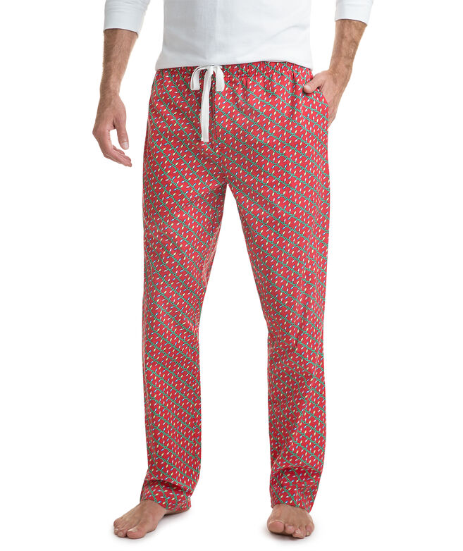 Holiday Lights Lounge Pants
