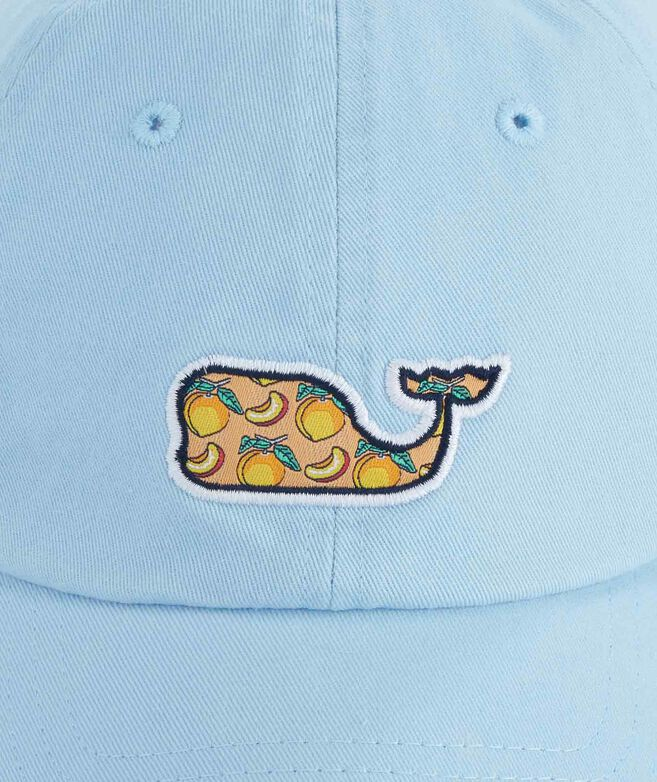 2eee410e06d Savannah Peach Whale Baseball Hat