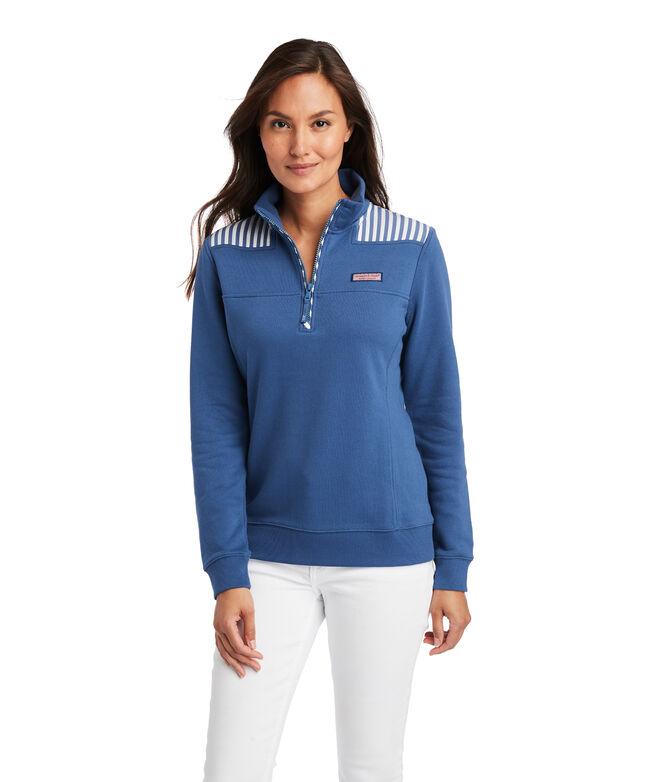 Shore Seersucker Classic Shep Shirt