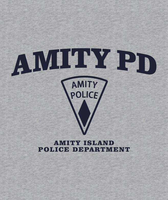Kids' vineyard vines x JAWS Amity Police Short-Sleeve Tee