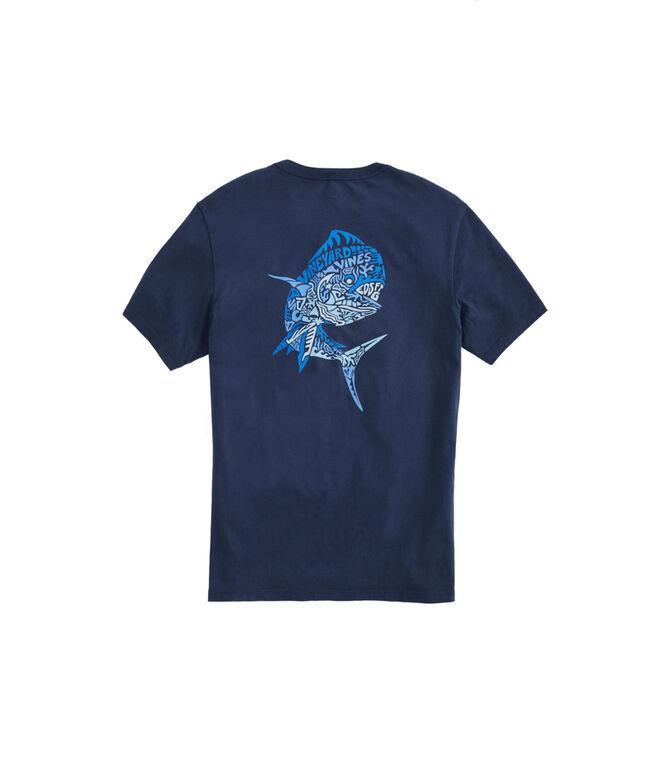 Mahi Fill Pocket T-Shirt